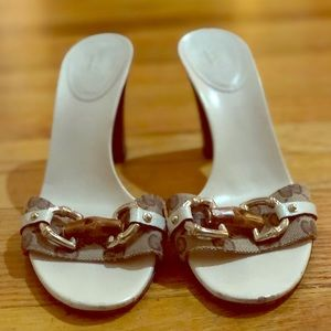 Gucci Sandals with Heel - Make an offer!